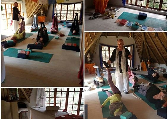 New Yoga Retreat in Magaliesburg