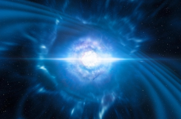 LET'S TALK ABOUT COLLIDING STARS AND THE SPACE-TIME CONTINUUM
