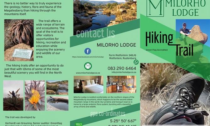 Milorho Lodge hikes