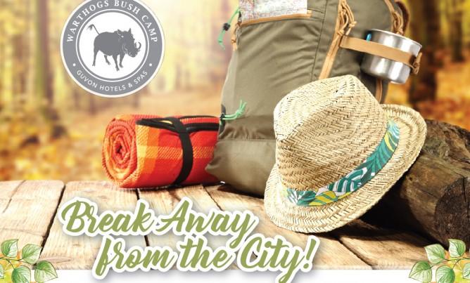 Break away from the city!
