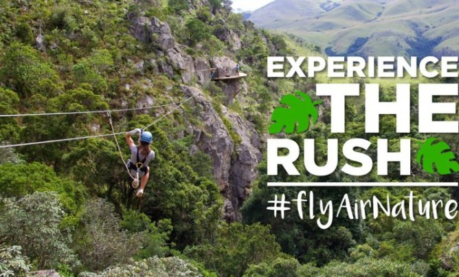 Green Friday Special at Magalies Canopy Tour