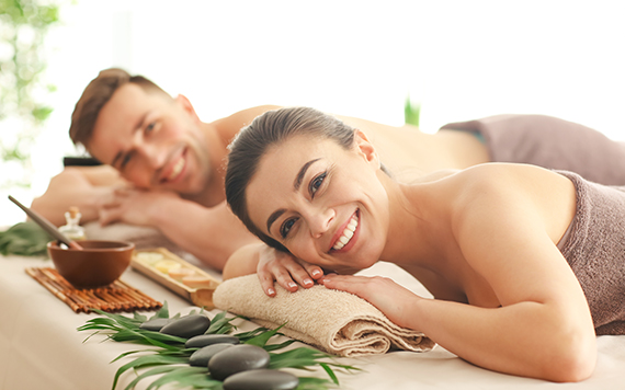 Spa couples offer