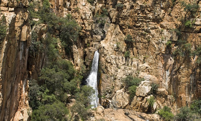 Magaliesberg Kloofs & Waterfalls