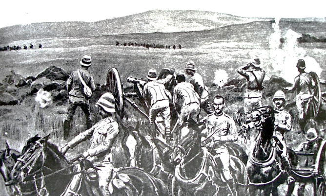 The Battle of Diamond Hill, 11-12 June 1900