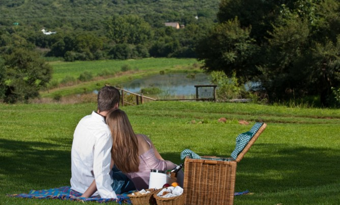 Picnic time in the Magalies Meander