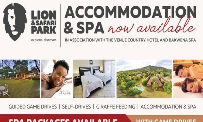 New @ Lion & Safari Park
