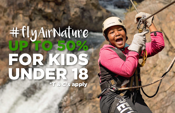 Magalies Canopy Tour special offer!