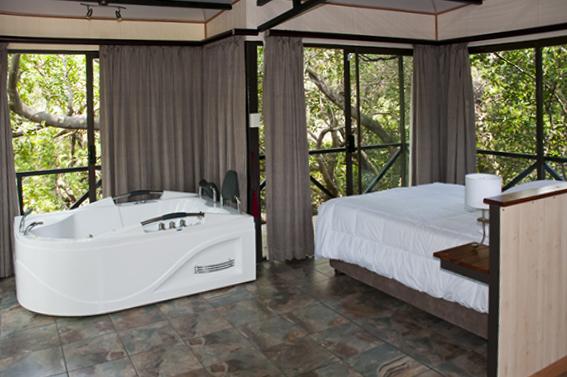 Luxury in the bushveld@Mamagalie