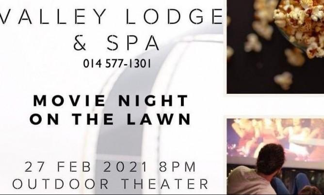 Outdoor Theatre Movie Night