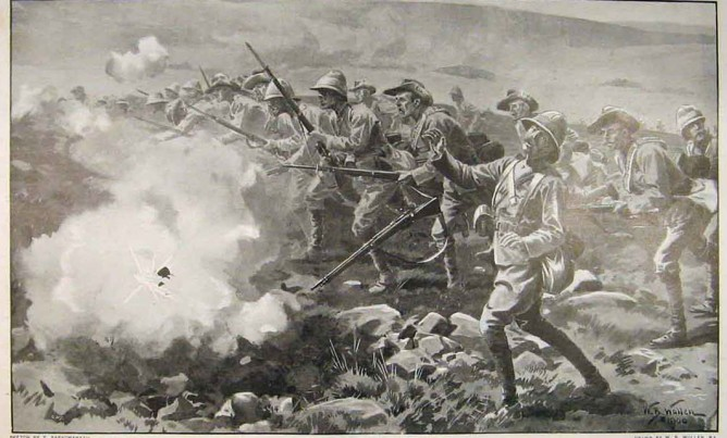 121st anniversary of the Battle of Diamond Hill